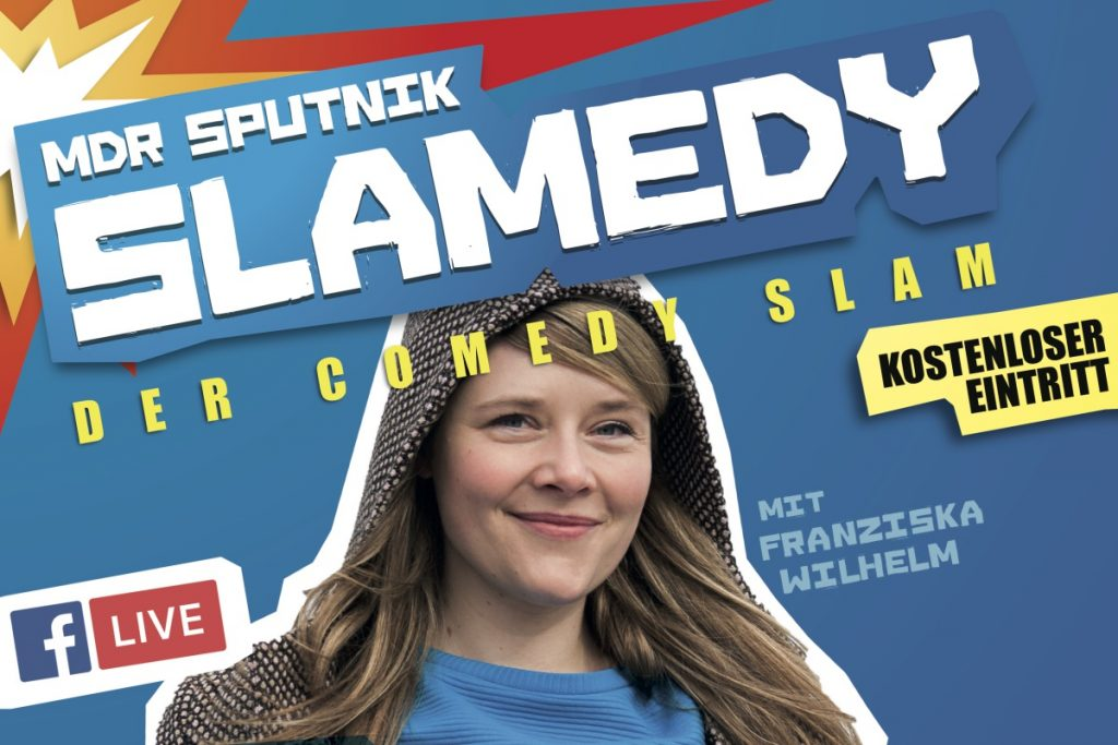 Auf geht's zur Sputnik Slamedy!